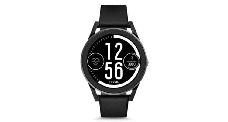 Fossil Q Control Android Wear Smartwatch Wants to Be Touched