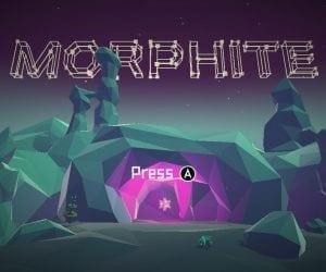 MEGATech Reviews: Morphite (Nintendo Switch)
