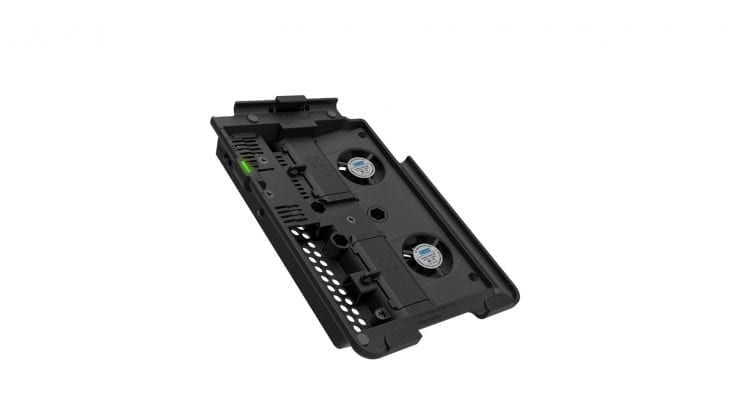 active cooling mount