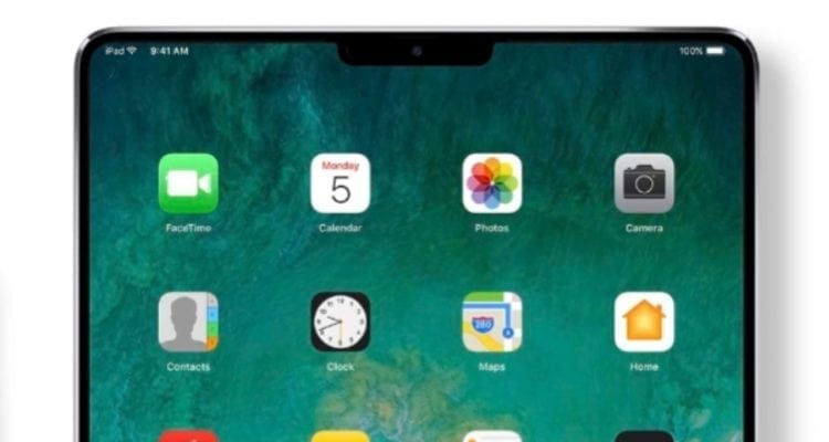 New iPad Loses Home Button, Gains Face ID