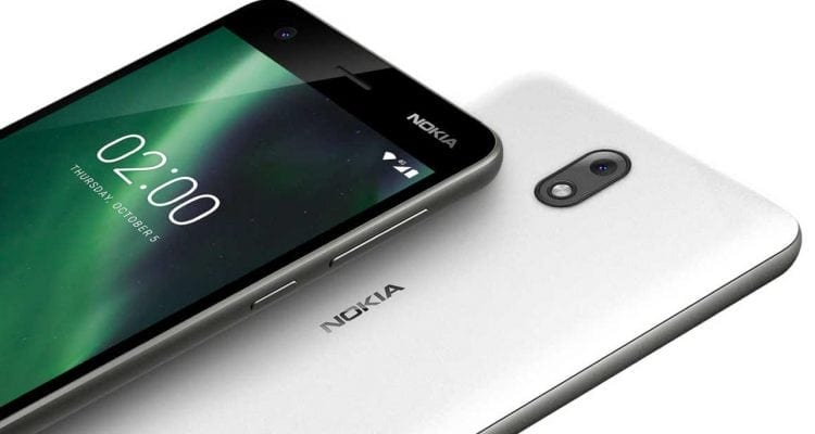 Unlocked Nokia 2 With Headphone Jack Available for $99