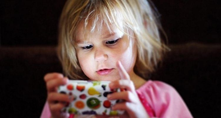 Yup, Kids Are Getting Too Much Screen Time