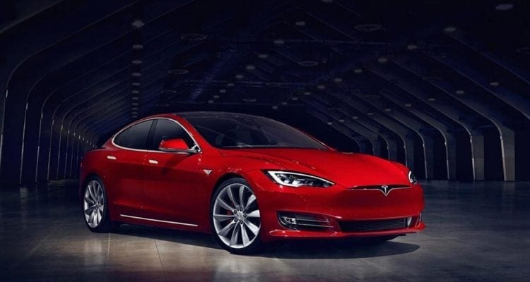 "New Tesla ""Chill Mode"" Takes It Easy"