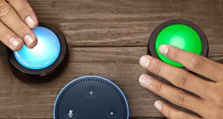 Play Trivial Pursuit with Amazon Echo Buttons