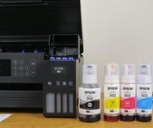 MEGATech Reviews: Epson Expression ET-2750 EcoTank All-in-One Wireless Printer