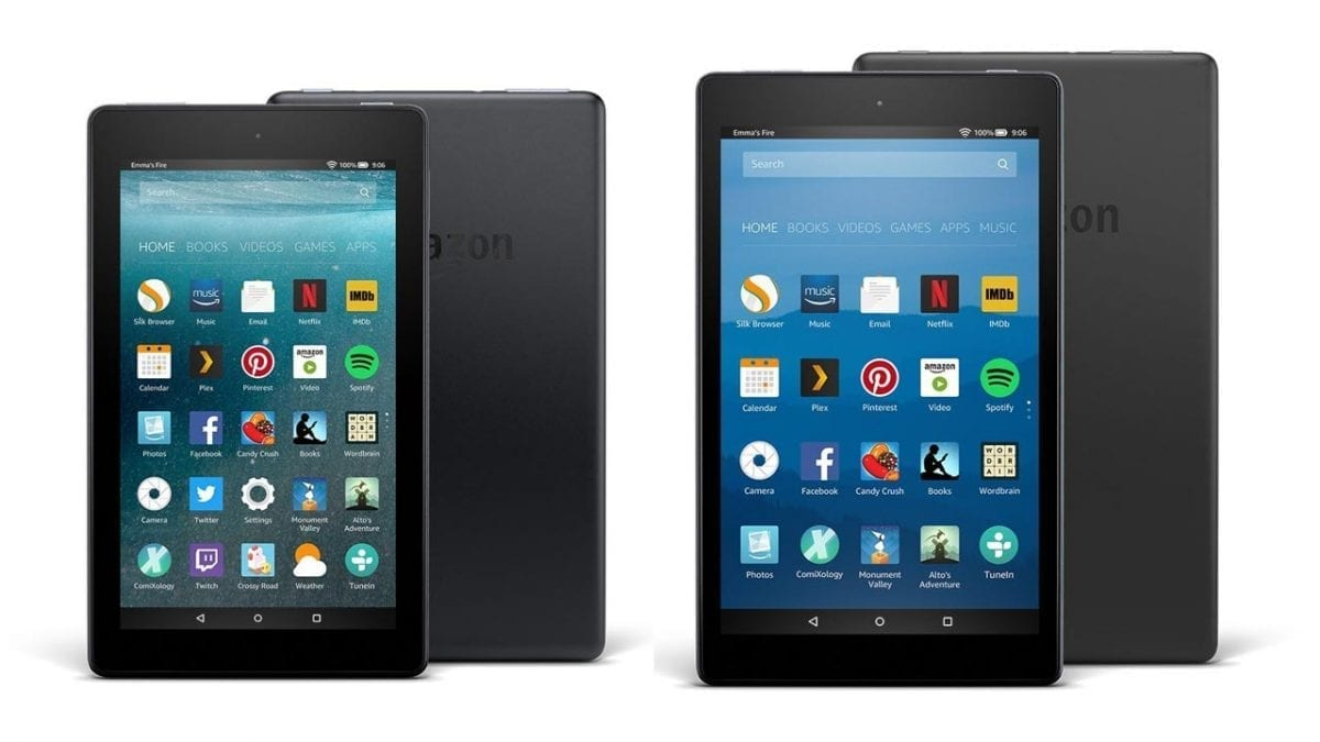 Amazon Fire Tablets Now Available in Canada Too