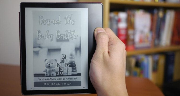 MEGATech Reviews: Amazon Kindle Oasis 7-Inch (2017) E-Reader