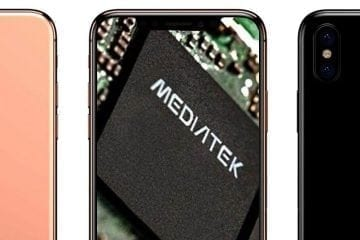 MediaTek Supplying Next-Gen Apple Chips