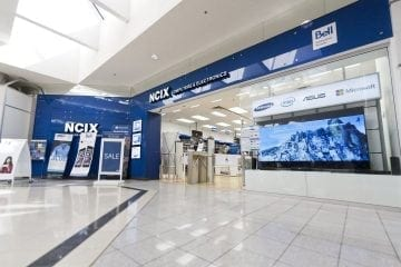 Canadian Retail NCIX Closes All Stores and Files for Bankruptcy