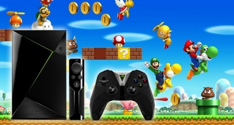 Nvidia Shield Gets Official Nintendo Wii Games in HD