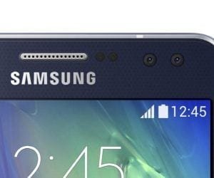 Samsung Galaxy A8 Gets Dual Front Cameras for Portrait Mode