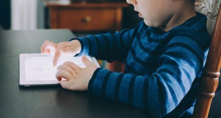 Oxford: Screen Time for Kids Isn't So Bad After All