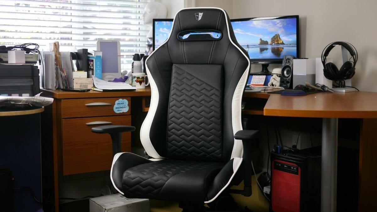 MEGATech Reviews: Tesoro Zone Balance Gaming Chair (TS-F710)