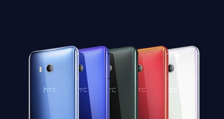 HTC U11 Eyes Smartphone Coming to China