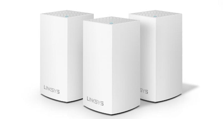 CES 2018 - Linksys Velop Dual Band Makes Mesh Wi-Fi More Affordable