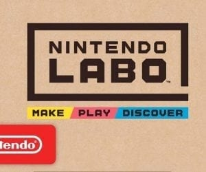 Nintendo Labo Brings DIY to Video Games