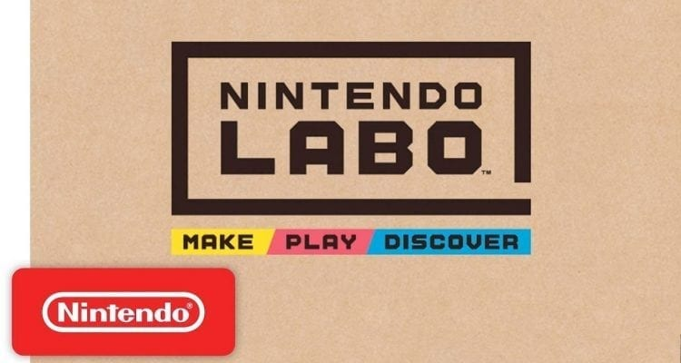 Nintendo Labo Brings DIY to Video Games