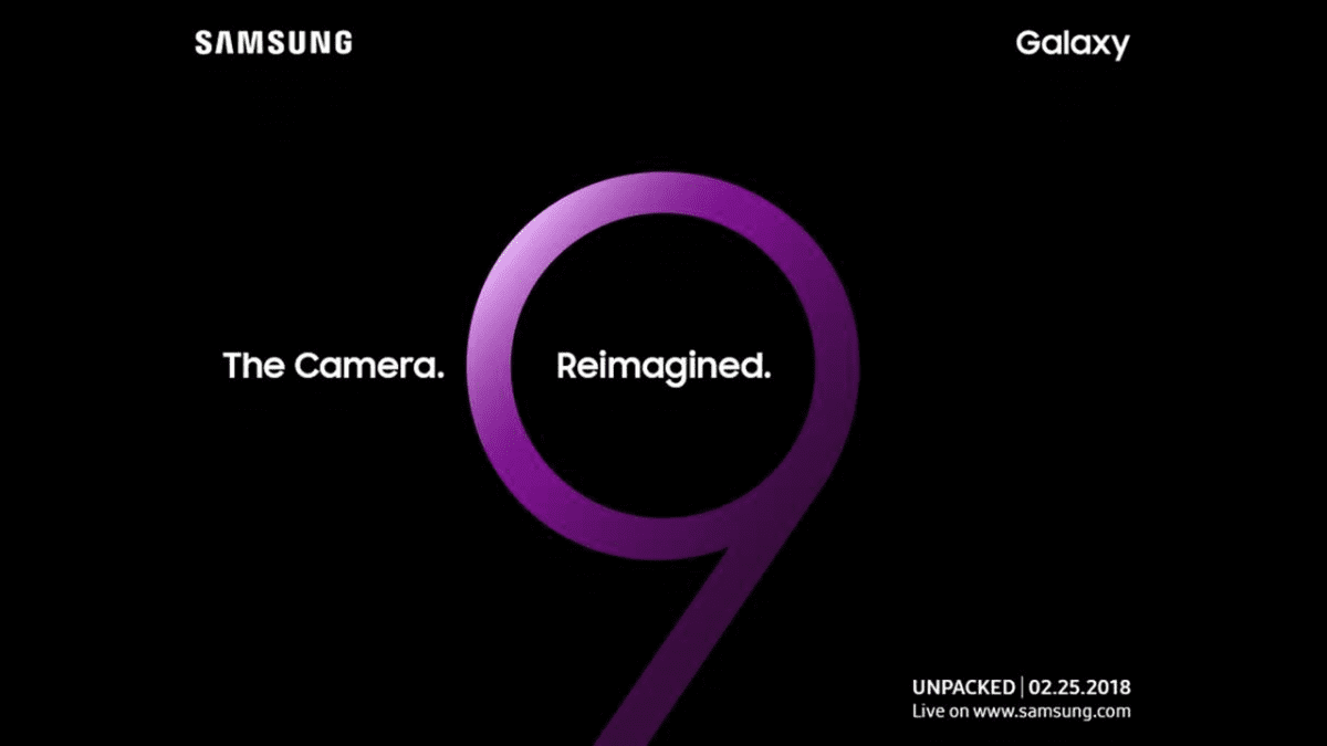 First Look: Samsung Galaxy S9 and Galaxy S9+