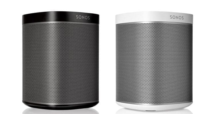 Sonos Play:1 Discounted to Its Cheapest Price Ever