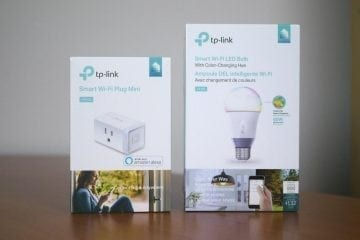 MEGATech Reviews: TP-Link Smart Home (HS105 Smart Plug, LB130 Smart Bulb)
