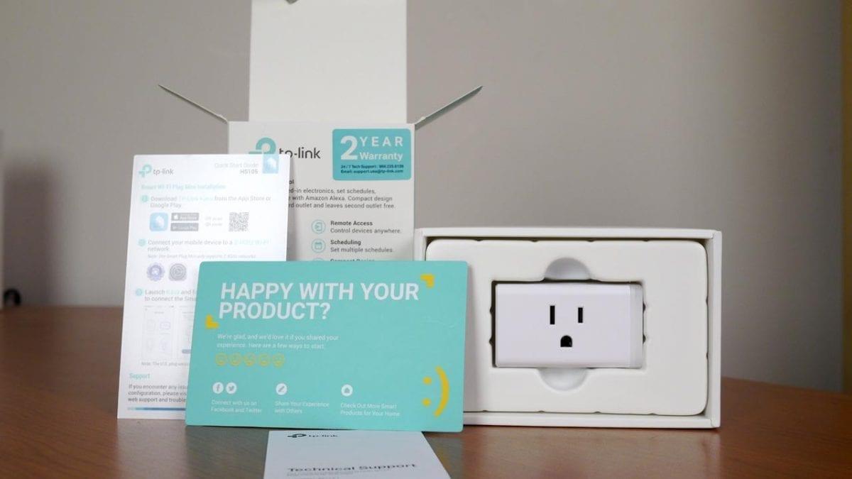 MEGATech Reviews: TP-Link Smart Home (HS105 Smart Plug, LB130 Smart Bulb)
