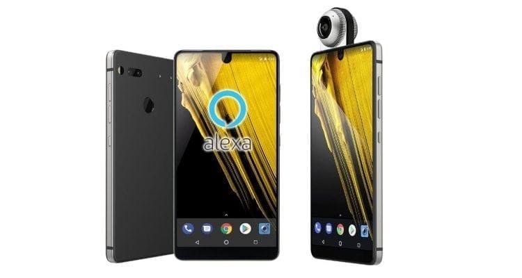 Alexa-Enabled Essential Phone (Halo Gray) Exclusive to Amazon
