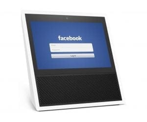 Facebook Smart Speakers to Feature 15-Inch Touchscreens
