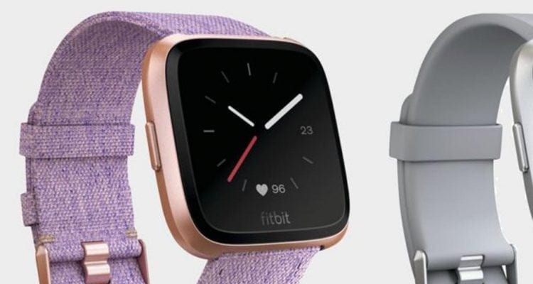 """Smaller, Cheaper Fitbit Smartwatch With """"Mass Appeal"""""""