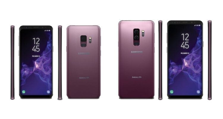 Samsung Galaxy S9 and S9+ Announced at Mobile World Congress