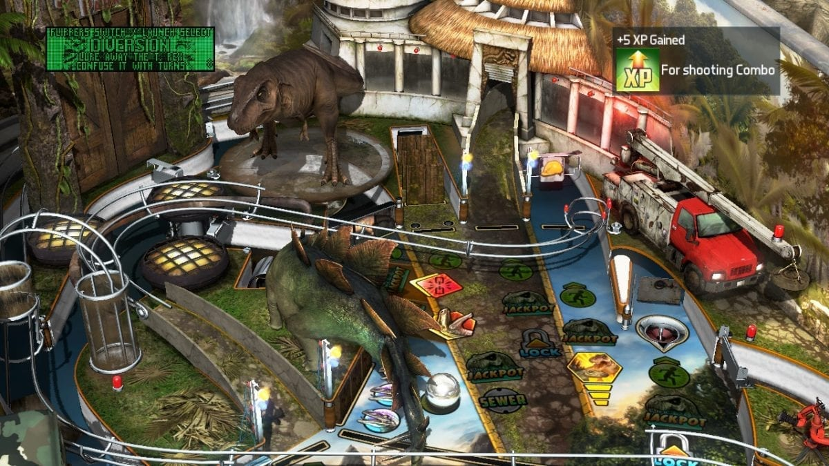 MEGATech Reviews: Pinball FX3 - Jurassic World Pinball (Nintendo Switch)