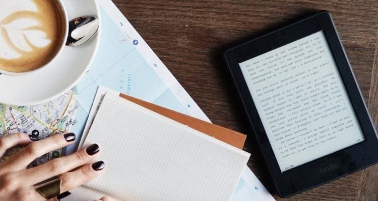 Pick Up a Kindle Paperwhite for $40 Off Right Now