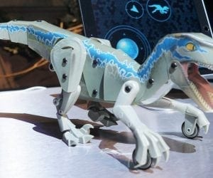 These Jurassic World Tie-in Robotic Toys are Cooler than Anything I had as a Kid