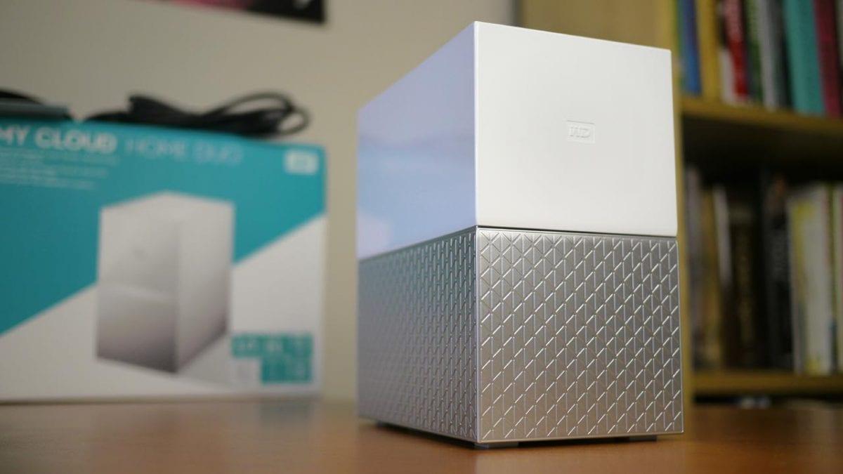 MEGATech Reviews: WD My Cloud Home Duo Personal Cloud Storage
