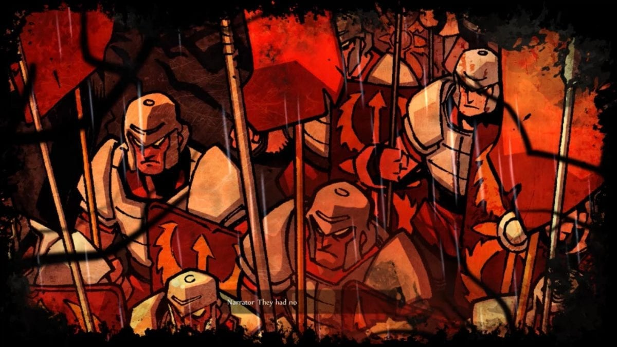 MEGATech Reviews: Wulverblade (Steam)