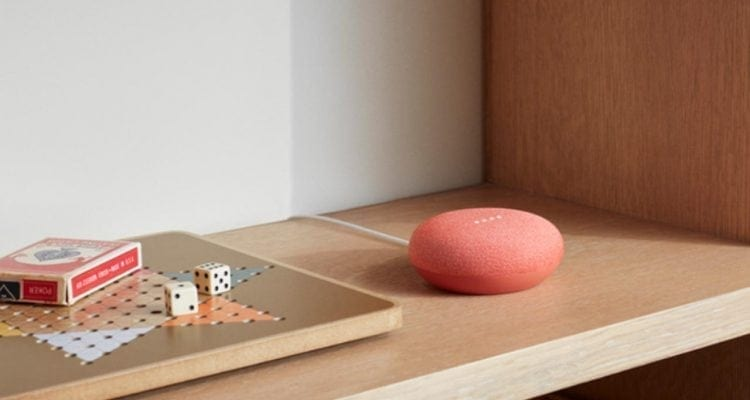 Google Home Can Now Connect to Bluetooth Speakers
