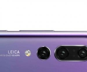 Huawei P20 Pro to Feature Triple Camera System with 40MP Sensor