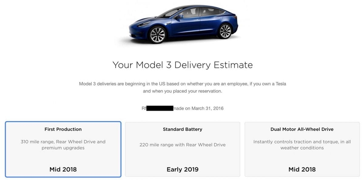 Tesla Model 3 Starts at $45,600 in Canada, But...