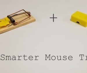 This Mouse Trap Has Wi-Fi. Ugh, Mondays.