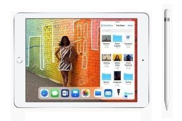 Apple Intros New iPad (6th Gen, 2018), Support Apple Pencil