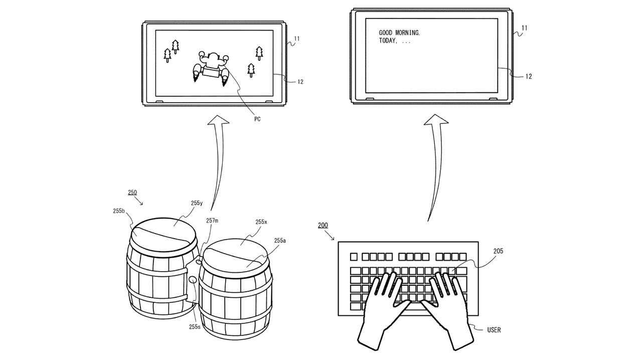 Patent Confirms Donkey Konga 2 for Nintendo Switch?
