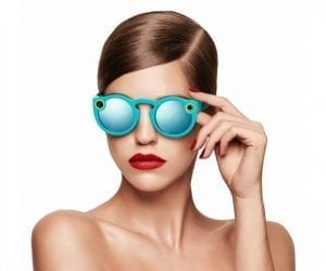 New Snap Spectacles 2.0 With Dual Cameras, Bitmoji AR