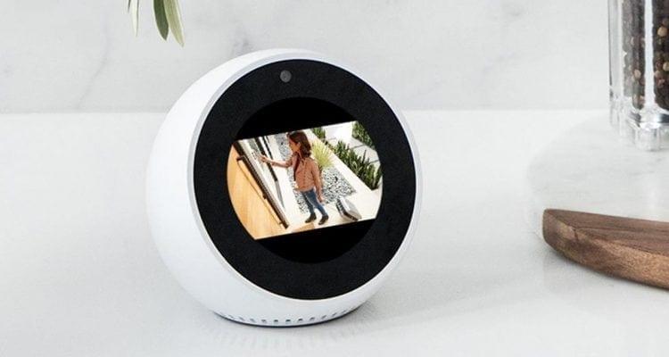 Pre-Order the Amazon Echo Spot in Canada