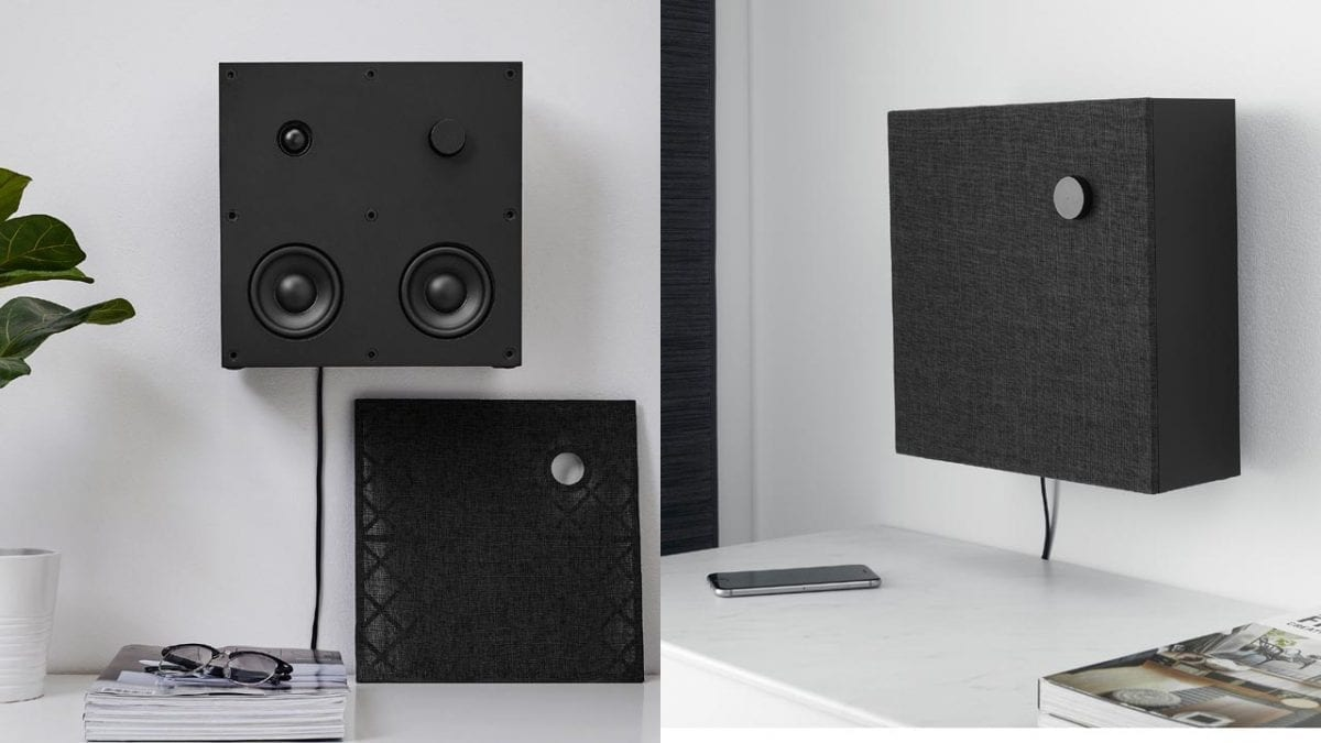 Ikea Eneby Bluetooth Speakers, Because Why Not?