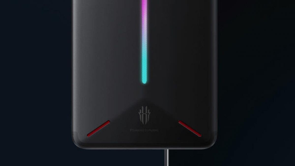 Nubia Red Magic: The First RGB Gaming Phone
