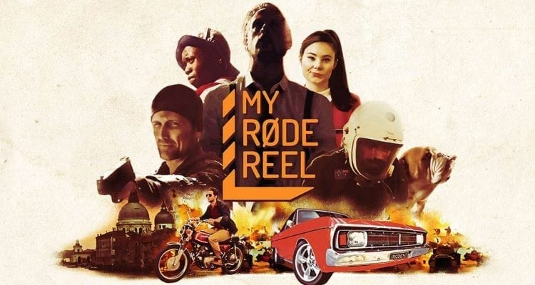 My RODE Reel 2018 Now Open