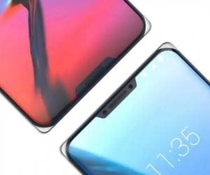ZTE Iceberg Decides One Notch Is Not Enough