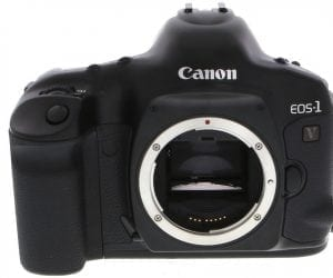 Canon No Longer Sells Film Cameras