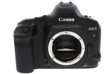 Canon No Longer Sells Film Cameras