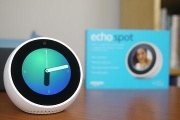 MEGATech Reviews: Amazon Echo Spot (Canada)