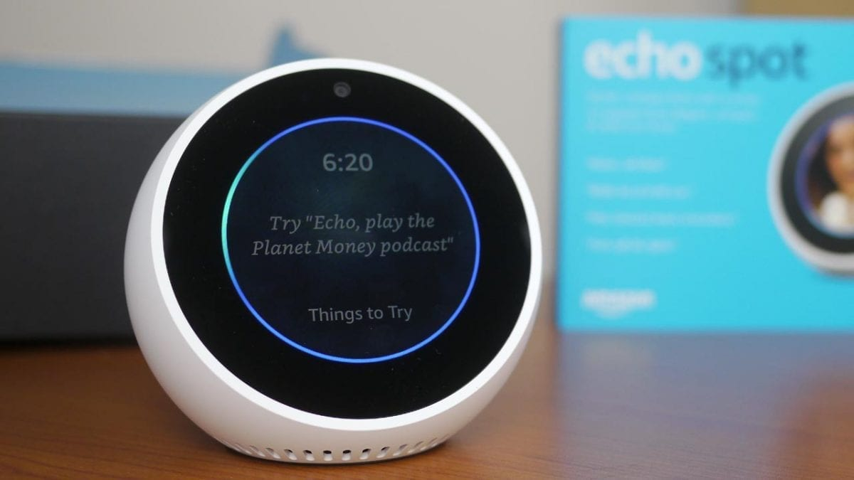 MEGATech Reviews: Amazon Echo Spot (Canada)